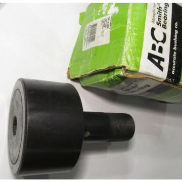 NEW ABC SMITH BEARING CR-4-XB SEALED STEEL FLAT CAM FOLLOWER 4""