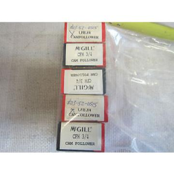 MCGILL CFH ¾ CAM FOLLOWER (5 PCS)
