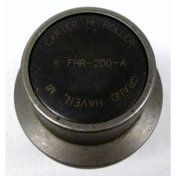 """Carter FHR-200-A 2"""" Hi-Roller Cam Follower"""
