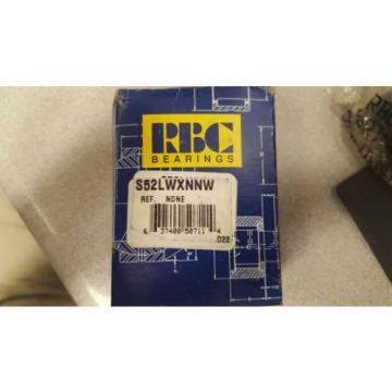 S52LWX RBC New Cam Follower