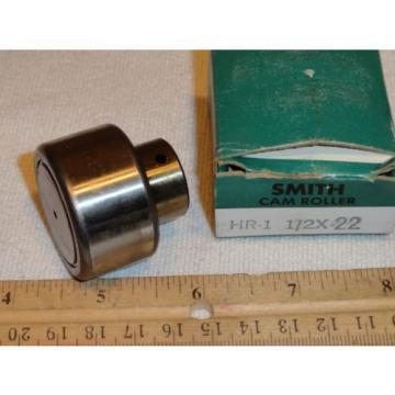 Smith HR-1 1/2-X-22 Cam Follower Roller Bearing