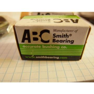 "Smith HR-1XB Sealed Needle Bearing Cam Follower 5/8-18UNF 1"" OD"