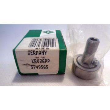 NEW IN BOX INA KRV26PP CAM FOLLOWER BEARING MADE IN GERMANY