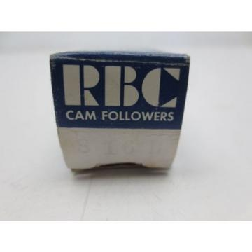 RBC S-16-D Cam Follower