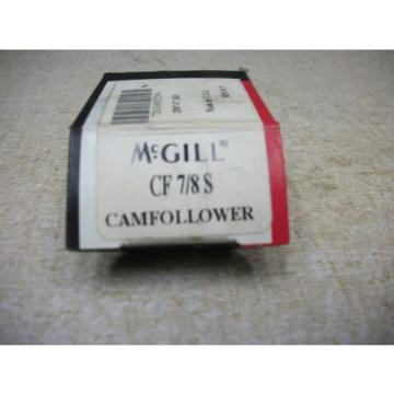 McGill CF 7/8 S Cam Follower