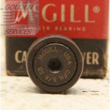 McGill CFH-5/8-SB Cam Follower Bearing
