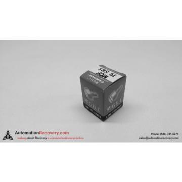 MCGILL MCF 19 SBX CAM FOLLOWER, NEW #113608