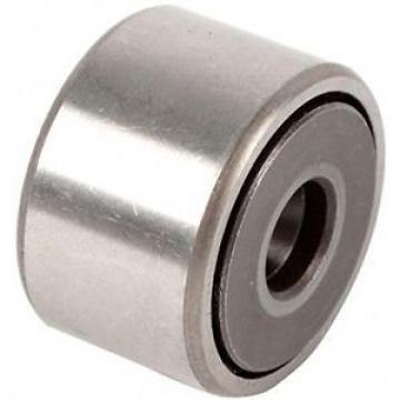 Smith Bearing YR-1-X-SS Cam Follower Needle Roller Bearing, Yoke Type, Steel,