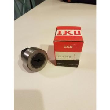 IKO NUCF24R Cam Followers Metric - Cylindrical Roller NEW! Quantity-9