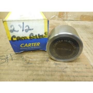 Carter Cam Follower PHR-250-A PHR250A New