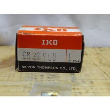 Cam Follower CR20-VUU-IKO Bearings in Box. 0557