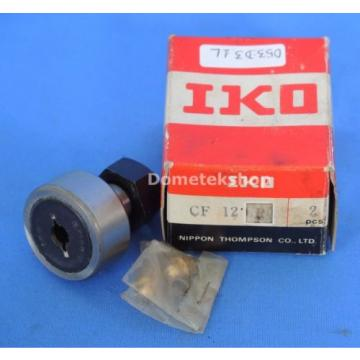 IKO CF 12 R Cam Follower Bearing (New)