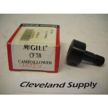 MCGILL CF 7/8 CAM FOLLOWER NEW IN BOX