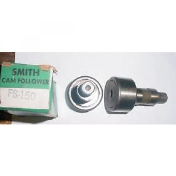 LOT OF 2 SMITH Camrol Bearing FS150 CAM FOLLOWER ROLLER TRACK