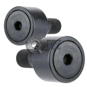 2x CRSB40 Cam Follower Bearing Roller Dowel Pin Not Included CF-2 1/2-SB T80664