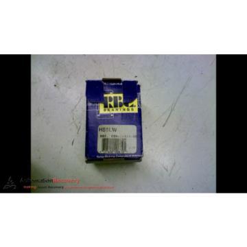 RBC H56LW CAM FOLLOWER, NEW #164182