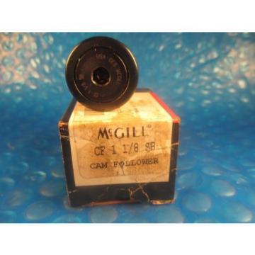 McGill  CF1 1/8 SB, CAMROL® Standard Stud Cam Follower,CF 1 1/8 SB,