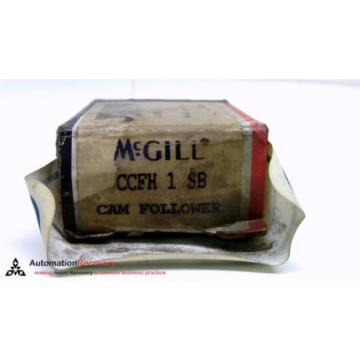 "MCGILL CCFH 1 SB , CROWNED CAM FOLLOWER , 1.0"" X 0.6250 "" X 0.6250 "", NE #216239"