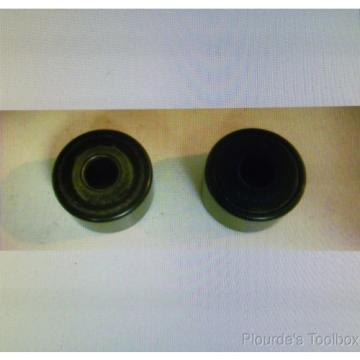 (2) Used McGill CYR-1 ¼-S Cam Follower Roller Bearings