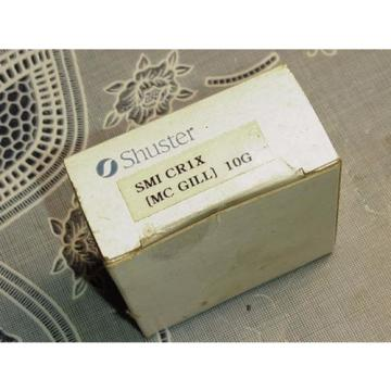 Shuster SMI CR1X ( McGill 10 G ), Cam Follower, NEW IN BOX!