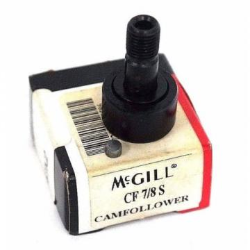 NIB MCGILL CF 7/8 S CAM FOLLOWER CF-7/8-S