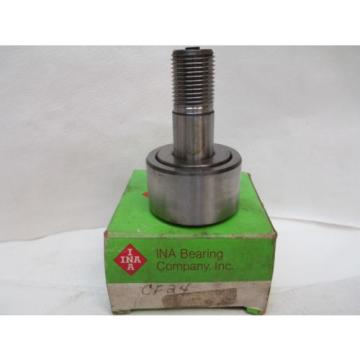 NEW INA CF24 CF24 PPA CAM FOLLOWER BEARING