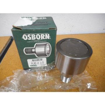 OSBORN PLRE-2-1/2 Cam Follower New In Box