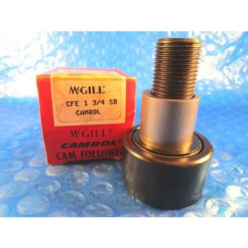 "McGill CFE1 3/4"" SB, CFE 1 3/4"" SB CAMROL® Cam Follower Bearing"