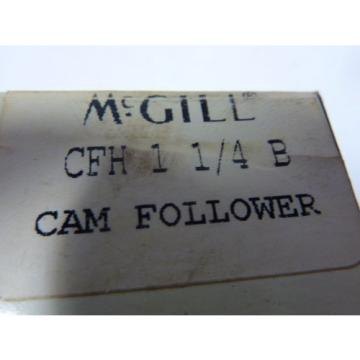 McGill CFH 1-1/4 B Cam Follower ! NEW !