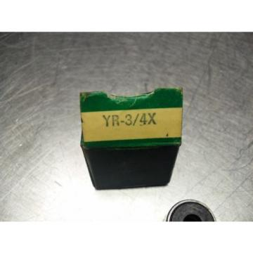 ACCURATE BUSHING YR-3/4X Yoke Cam Follower 0.500 in. bore Free ship NEW