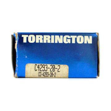 Torrington Aircraft Bearings Cam Follower Bearing C4293-20-2