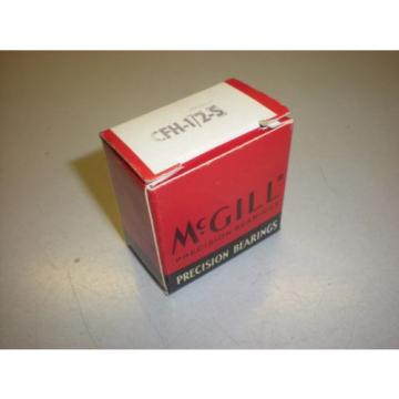 McGill Model CFH-1/2-S Cam Follower - Stud Type - Flat - NIB