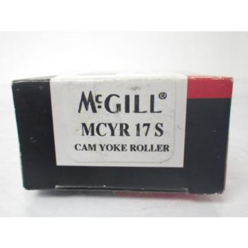 McGILL MCYR17S cam follower 40X17X21mm *NE WIN BOX*