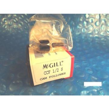 McGill CCF 1/2 S, CCF1/2 S CAMROL® Standard Stud Cam Follower