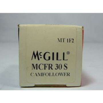 McGill MCFR-30-S Sealed Bearing Cam Follower ! NEW !