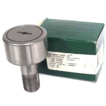 NIB SMITH CR-1-3/4-X CAM FOLLOWER CR134X CAGE CODE: 07484