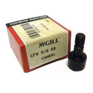 """NEW MCGILL CFH 5/8 SB CAM FOLLOWER 5/8"""" ROLLER DIAMETER"""