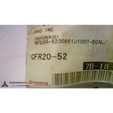 MISUMI CFR20-52 CAM FOLLOWER, NEW #141643