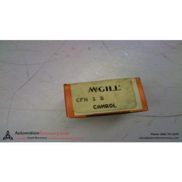 MCGILL CFH 1 B CAM FOLLOWER, NEW #144049