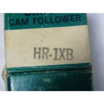 "Smith HR-1XB Sealed Needle Bearing Cam Follower 5/8-18UNF 1"" OD ! NEW !"