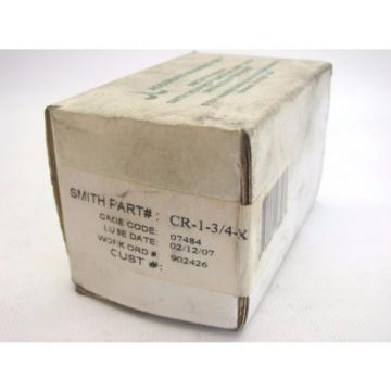 "SMITH BEARING CR-1-3/4-X Cam Follower 1-3/4"" Roller Diameter 7950 Lb Static Load"