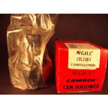 McGill CFL 2 SB 3,Stud Cam Follower CFL2SB3,(CF 2 SB 3)