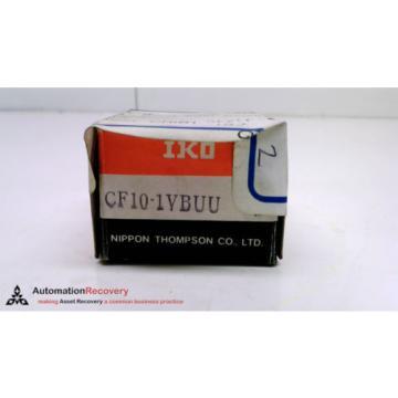 IKO CF10-1VBUU - PACK OF 2 - CAM FOLLOWER , 26MM ROLLER DIA , 12MM W, NE #216186