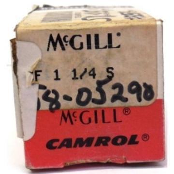MCGILL CAMROL, CAM FOLLOWER, CF 1-1/4 S