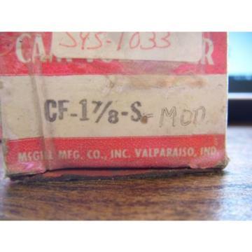 NEW MCGILL LOT OF 3 CAM FOLLOWER CF-1-7/8 -S