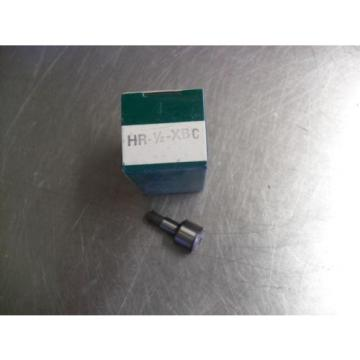 ACCURATE  HR-1/2-XBC, Cam Follower, Crowned-Heavy Stud, Hex-Drive Socket