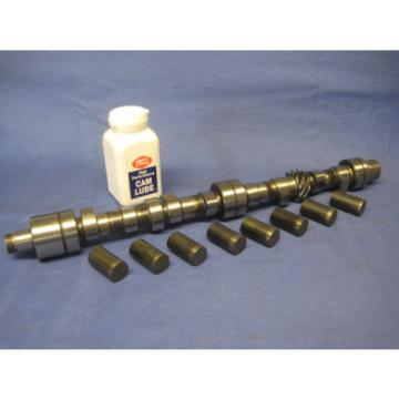 BRAND NEW MG MGB FIVE BEARING CAMSHAFT WITH FOLLOWERS & KENT CAM CAMLUBE 18V
