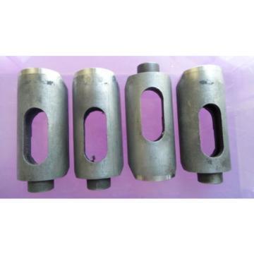 3927 - NORTON CAM FOLLOWERS RADIUSED SET OF 4 - STELLITE TIPPED Camfollowers