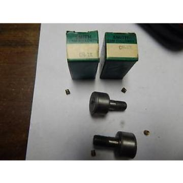 Smith CR-1X Cam Followers Lot of 2 Pcs Unit # 4