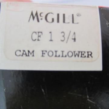 "Emerson McGill Camrol Cam Follower CF 1 3/4"" 354034"